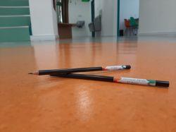 Lápis Preto nº 2 -  nomeado