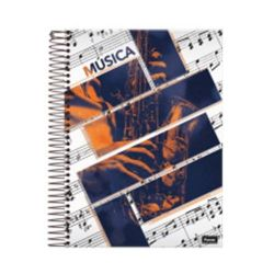 Caderno Música